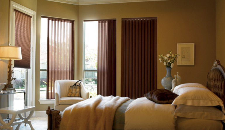 Vertical Blinds In Cleveland, Ohio
