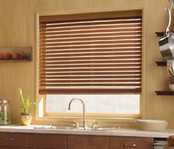Wood Blinds In Cleveland, Ohio