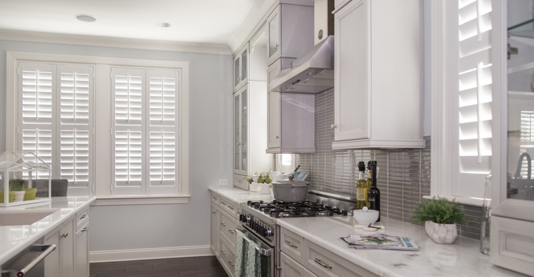 Midwest kitchen design shutters
