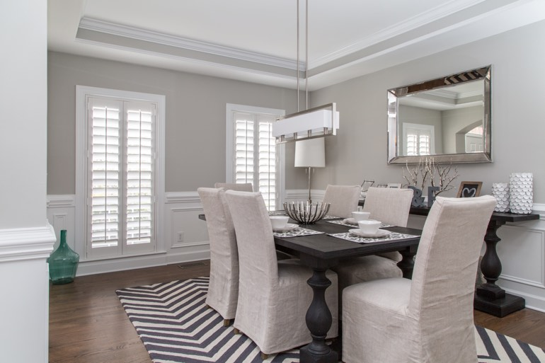 Cleveland dining room design