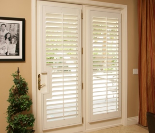 French Door Shutters In Cleveland, Ohio