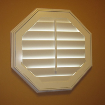 Octagon Shutter In Cleveland