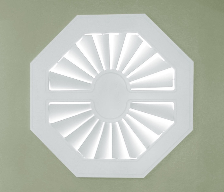 Octagon Shutters In Cleveland, Ohio