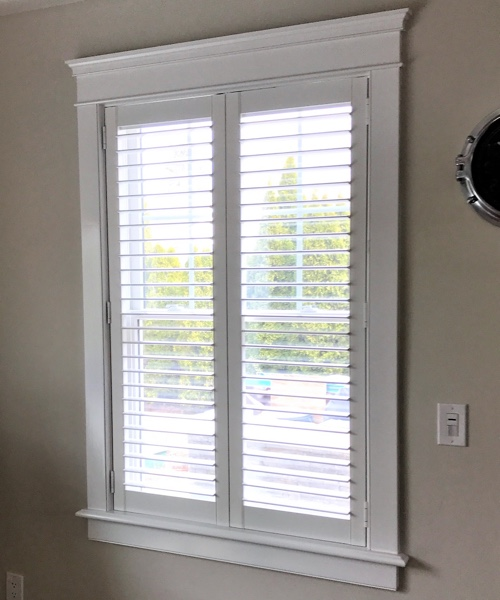 Best Louver Size For Shutters In Cleveland Sunburst