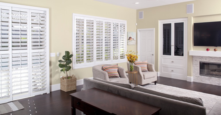 Polywood Plantation Shutters For Cleveland, Ohio Homes