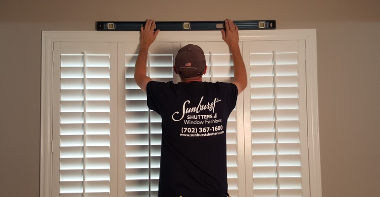 Cleveland interior shutter measurement