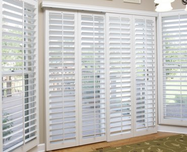 Cleveland sliding glass door